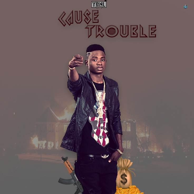lil kesh- Cause trouble
